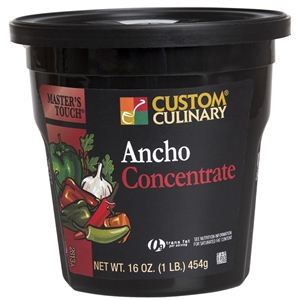 Ancho Flavor Concentrate - 14 Oz.