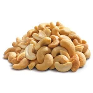 Fancy Roasted and Salted Cashews - 5 Lb.