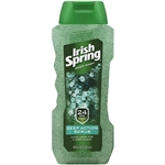 Irish Spring Deep Action Scrub Body Wash - 18 Fl.oz.
