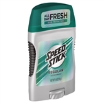 Mennen Speed Stick Deodorant Regular - 1.8 Oz.