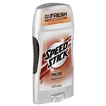 Mennen Speed Stick Deodorant Musk - 3 Oz.