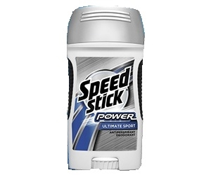 Mennen Speed Stick Antiperspirant Ultimate Sport - 1.8 Oz.