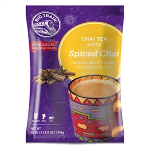 Big Train Spiced Chai Tea - 3.5 Pound