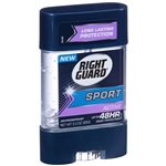 Right Guard Sport Gel Active - 3 oz.