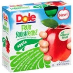 Apple Strawberry Squishem - 3.2 oz.