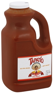 Tapatio Condiments Hot Sauce - 1 Gal.