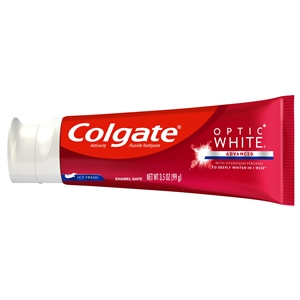 Optic White Icy Toothpaste - 3.5 oz.