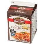 Idahoan Hearty Cut Hash Browns - 2.25 Pound