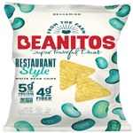 Beanitos Restaurant Style Chips White Bean With Sea Salt