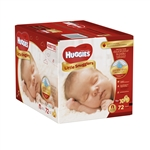 Huggies Little Snugglers Diapers Newborn Big Pack
