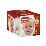 Huggies Little Snugglers Size 2 Big Pack