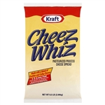 Cheeze Whiz Spread Processed Pouch - 6.5 Lb.