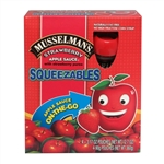 Squeezable Strawberry Apple Sauce - 3.17 oz.