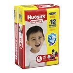 Huggies Snug And Dry Diapers Size 6