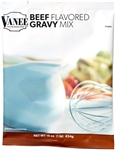 Beef Flavored Gravy Mix - 16 oz.