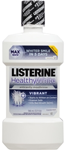 Listerine Vibrant White Cool Mint - 32 fl.oz.