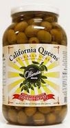 Jumbo California Green Pitted Olive - 1 Gallon