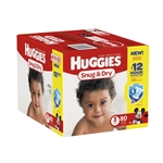 Huggies Snug and Dry Diapers Size 3 Big Pack