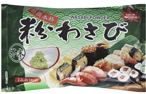 Wasabi Powder - 2.2 Pound