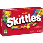 Skittles Original Candy Theater Box - 3.5 oz.