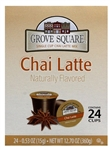 Grove Square Single Serve Chai Latte - 12.7 oz.