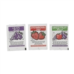 Flavor Fresh Assorted Jelly 80 Grape 40 Strawberry and 80 Mixed Fruit - 0.5 Oz.