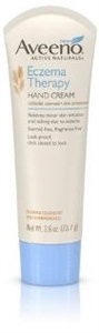 Aveeno Eczema Therapy Hand Cream - 2.6 oz.