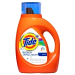 Tide Original Liquid with Bleach - 46 oz.