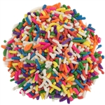 Rainbow Sprinkles Box - 10 Pound