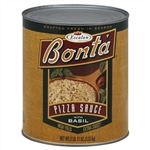 Bonta Fancy Basil Pizza Sauce - 107 oz. - 6 per case