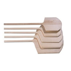 Wood Pizza Peel - 16 in. x 17 in.