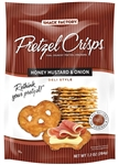 Pretzel Crisps Honey Mustard Onion - 7.2 oz.