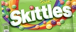 Skittles Sours Theater Box - 3.2 Oz.