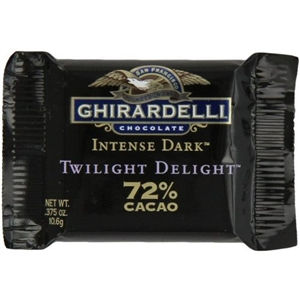 Cacao Twilight Delight Squares - 0.375 Oz.