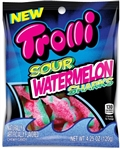 Trolli SR Watermelon Gummi Peg - 4.25 oz.
