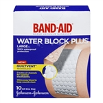 Band Aid Waterproof Tape - 1 in. x 10 Yard