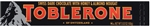 Toblerone Dark Chocolate Bar - 3.52 oz.