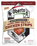 Smokey Sweet BBQ Style Chicken Strips - 3 Oz.