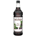 Monin Black Raspberry - 1 Ltr.