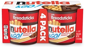 Nutella and Go Breadstick - 7.3 Oz.