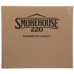 SmokeHouse Barbecue Applewood Smoked Bacon Flavor Sauce - 1 Gallon