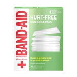 Band-Aid First Aid Nonstick Pads - 3 in. x 4 in.