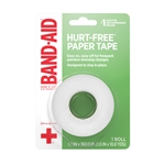 Band-Aid First Aid Paper Tape 10 Yards - 1 in. x 10 in.