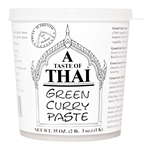 Green Curry Paste - 35 Oz.