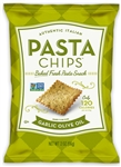 Vintage Italia Garlic Olive Oil Pasta Chips - 2 oz.