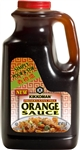 Preservative Free Orange Sauce - 5 Pound