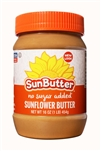 Sunflower Seed Spread No Sugar - 16 Oz.