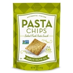 Garlic Olive Oil Pasta Chips - 5 Oz.