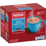 Nestle Hot Cocoa Mix Fat Free No Sugar Added - 0.28 oz.
