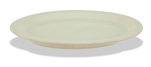 American White Oval Platter - 13.5 in.